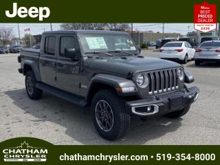 New 2021 Jeep Gladiator Overland for sale in Chatham, ON