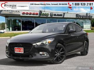 Used 2018 Mazda MAZDA3 GT for sale in Cornwall, ON