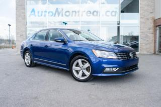 Used 2016 Volkswagen Passat 1.8 TSI Comfortline for sale in Vaudreuil-Dorion, QC