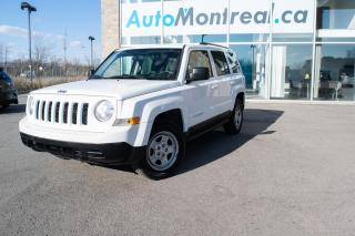 Used 2011 Jeep Patriot Sport/North for sale in Vaudreuil-Dorion, QC