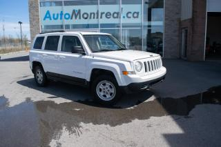 Used 2012 Jeep Patriot Sport/North for sale in Vaudreuil-Dorion, QC
