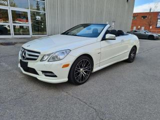 Used 2012 Mercedes-Benz E-Class E 350 for sale in Vaughn, ON