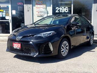 Used 2017 Toyota Corolla 4dr Sdn Man Se for sale in Bowmanville, ON