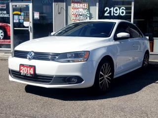 Used 2014 Volkswagen Jetta Sedan 4DR 2.0 TDI DSG HIGHLINE for sale in Bowmanville, ON
