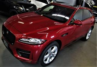 Used 2017 Jaguar F-PACE 35t R-Sport for sale in North York, ON