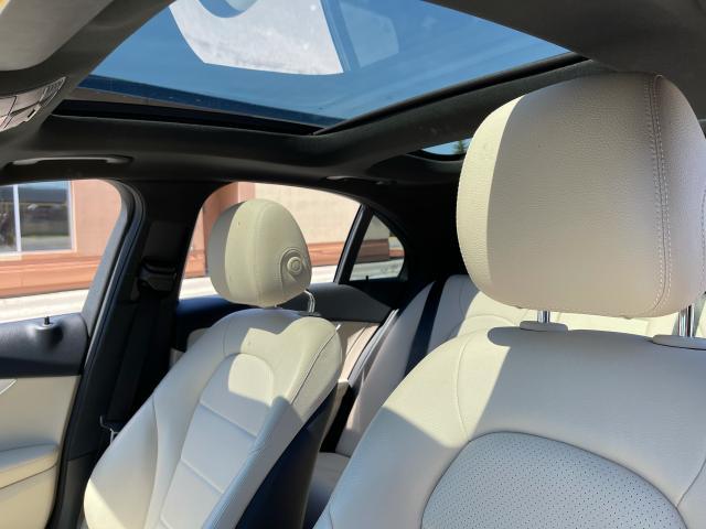 2018 Mercedes-Benz C-Class C 300 Navigation /Panoramic Sunroof /Camera Photo13