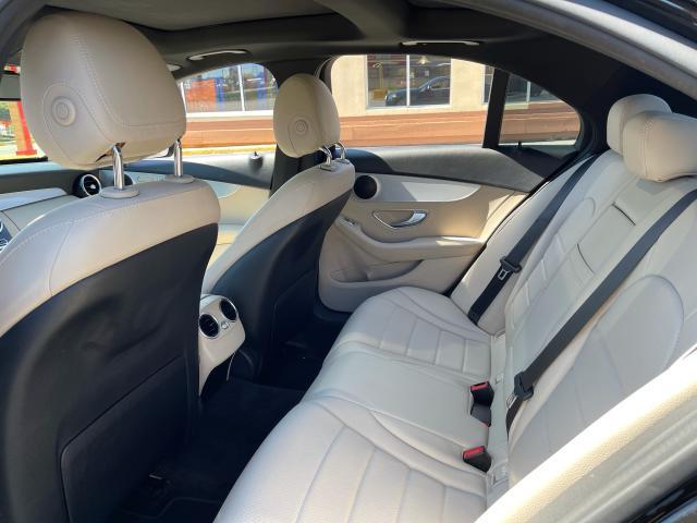 2018 Mercedes-Benz C-Class C 300 Navigation /Panoramic Sunroof /Camera Photo12