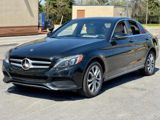 Used 2018 Mercedes-Benz C-Class C 300 Navigation /Panoramic Sunroof /Camera for sale in North York, ON