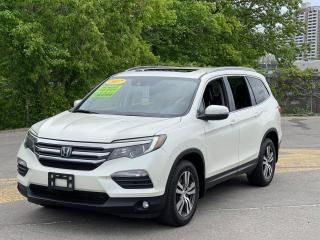 Used 2017 Honda Pilot EX-L AWD Navigation/Sunroof /8 Passenger for sale in North York, ON