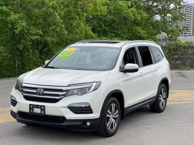 2017 Honda Pilot EX-L AWD Navigation/Sunroof /8 Passenger Photo1