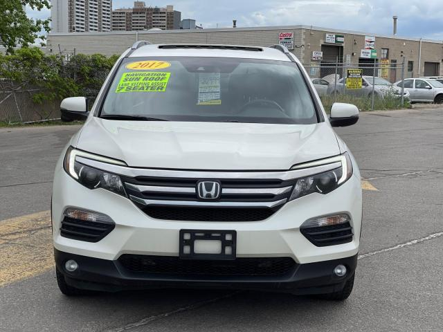 2017 Honda Pilot EX-L AWD Navigation/Sunroof /8 Passenger Photo2