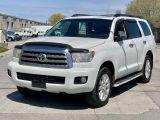 2013 Toyota Sequoia Platinum Navigation /DVD/Sunroof /7Pass Photo19