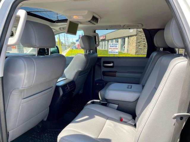 2013 Toyota Sequoia Platinum Navigation /DVD/Sunroof /7Pass Photo13