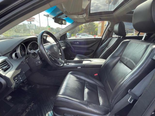 2010 Acura ZDX Tech Pkg AWD Navigation /Panoramic Sunroof /Camera Photo10