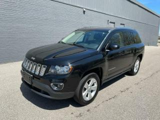Used 2016 Jeep Compass 4WD 4DR for sale in North York, ON