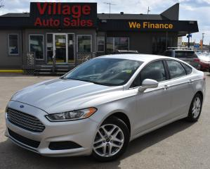 Used 2014 Ford Fusion CRUISE CONTROL! A/C! BLUETOOTH! for sale in Saskatoon, SK
