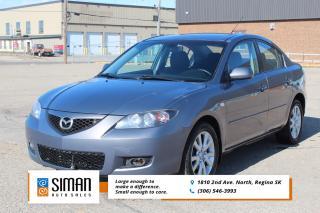 Used 2007 Mazda MAZDA3 GX WHOLESALE for sale in Regina, SK