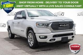 Used 2020 RAM 1500 Longhorn LOW MILEAGE CREW CAB | ECO DIESEL for sale in Innisfil, ON