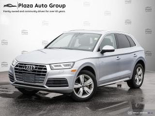 Used 2018 Audi Q5 2.0T Technik for sale in Orillia, ON