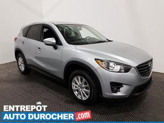 Used 2016 Mazda CX-5 GS - NAVIGATION - TOIT OUVRANT - CLIMATISEUR for sale in Laval, QC