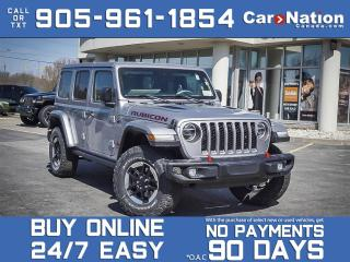 Used 2021 Jeep Wrangler Unlimited Rubicon 4x4| BRAND NEW| DUAL TOP| for sale in Burlington, ON