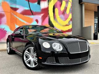 Used 2012 Bentley Continental GT 2dr Cpe for sale in Brampton, ON