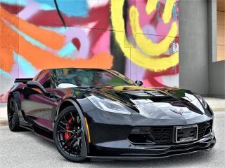 Used 2019 Chevrolet Corvette 2dr Z06 Cpe w/3LZ for sale in Brampton, ON