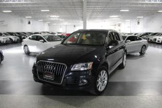 Used 2017 Audi Q5 TECHNIK NO ACCIDENTS I NAVIGATION I PANOROOF I BLIND SPOT for sale in Mississauga, ON