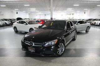 Used 2017 Mercedes-Benz C-Class C300 4MATIC NO ACCIDENTS I NAVIGATION I PANOROOF I REAR CAM for sale in Mississauga, ON