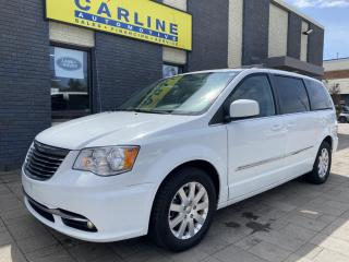 Used 2016 Chrysler Town & Country TOURING EDT- DVD-STOW & GO- FINANCING AVAILABLE for sale in Nobleton, ON