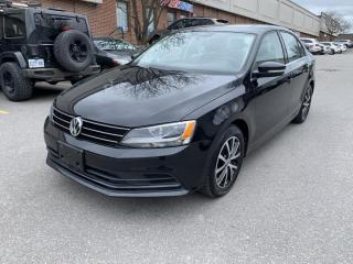 Used 2015 Volkswagen Jetta Sedan 4dr 1.8 TSI Man, SUNROOF, REAR VIEW CAMERA for sale in North York, ON