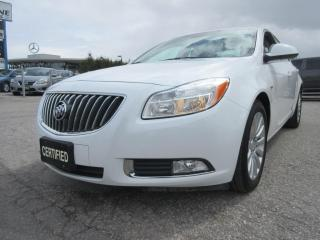 Used 2011 Buick Regal CXL/ ACCIDENT FREE for sale in Newmarket, ON