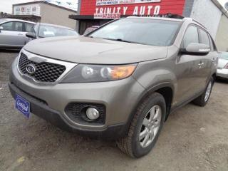 Used 2013 Kia Sorento AWD 4dr V6 Auto LX for sale in Brampton, ON