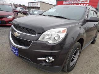 Used 2013 Chevrolet Equinox AWD 4dr LT w/1LT for sale in Brampton, ON