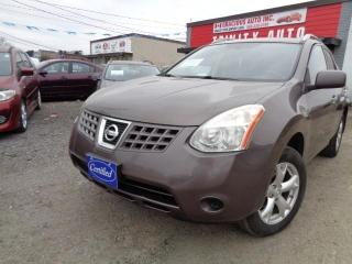 Used 2010 Nissan Rogue FWD 4dr for sale in Brampton, ON