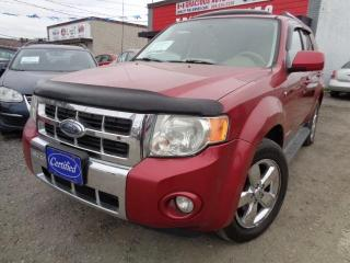 Used 2008 Ford Escape 4WD 4dr V6 Limited for sale in Brampton, ON