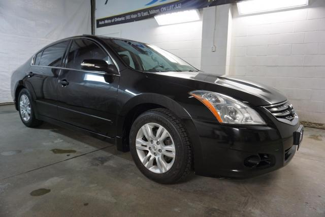 2010 Nissan Altima SL CERTIFIED 2YR WARRANTY *FREE ACCIDENT* SUNROOF BLUETOOTH HEATED LEATHER ALLOYS