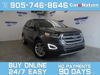 Used 2017 Ford Edge SEL | AWD | ROOF | LEATHER | NAV | TECH PKG for sale in Brantford, ON