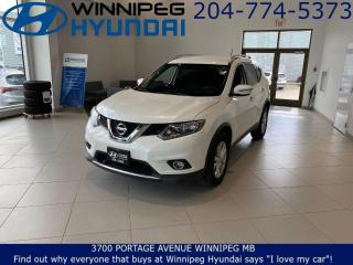 Used 2016 Nissan Rogue SV - Keyless entry, Heated seats, Bluetooth for sale in Winnipeg, MB