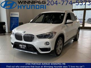 Used 2018 BMW X1 xDrive28i for sale in Winnipeg, MB