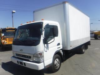 Used 2007 Sterling 360 Diesel 3 Passenger 16 Foot Cube Van Dually for sale in Burnaby, BC