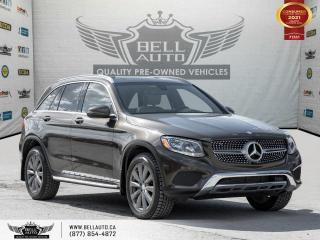 Used 2016 Mercedes-Benz GL-Class GLC 300, AWD, NAVI, REAR CAM, B.SPOT, PANO ROOF for sale in Toronto, ON