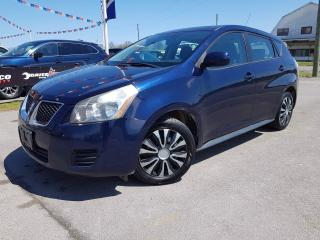 Used 2010 Pontiac Vibe 1.8L No Accidents! for sale in Dunnville, ON