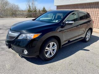 Used 2015 Acura RDX AWD w/ Technology Package | NAVI | BACKUP CAM | LEATHER | for sale in Barrie, ON