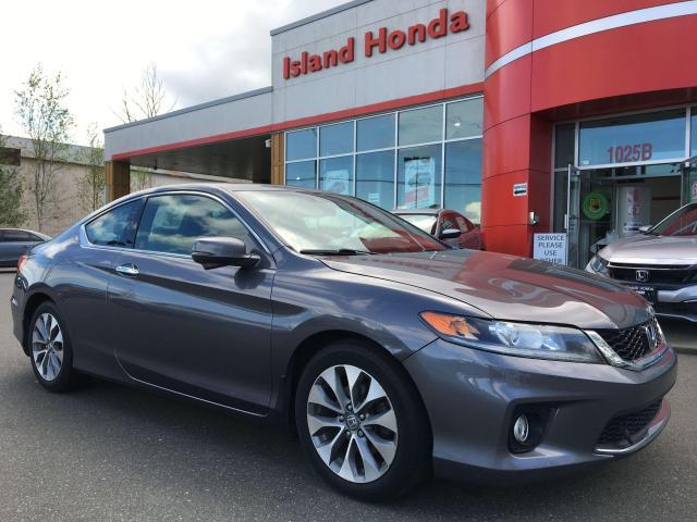 2014 Honda Accord EX-L W/NAVI