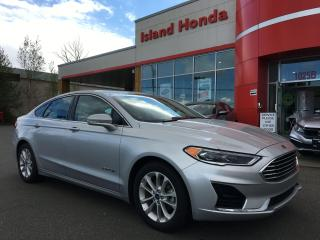 Used 2019 Ford Fusion Hybrid SEL for sale in Courtenay, BC