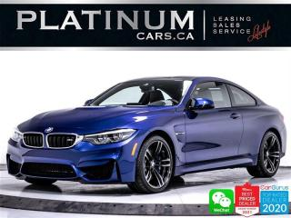 Used 2020 BMW M4 425HP, NAV, CAM, HEADS UP, CARBON ROOF, HEATED, BT for sale in Toronto, ON