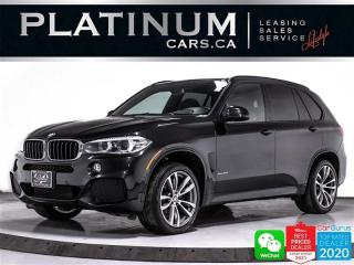Used 2018 BMW X5 xDrive35i, MSPORT, 7 PASS, CAM, HEATED, PANO, CAM for sale in Toronto, ON