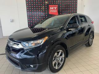 Used 2017 Honda CR-V EX-L Sièges en cuir for sale in Terrebonne, QC