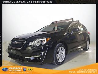 Used 2015 Subaru Impreza Hatch Touring *sièges chauffants, caméra for sale in Laval, QC
